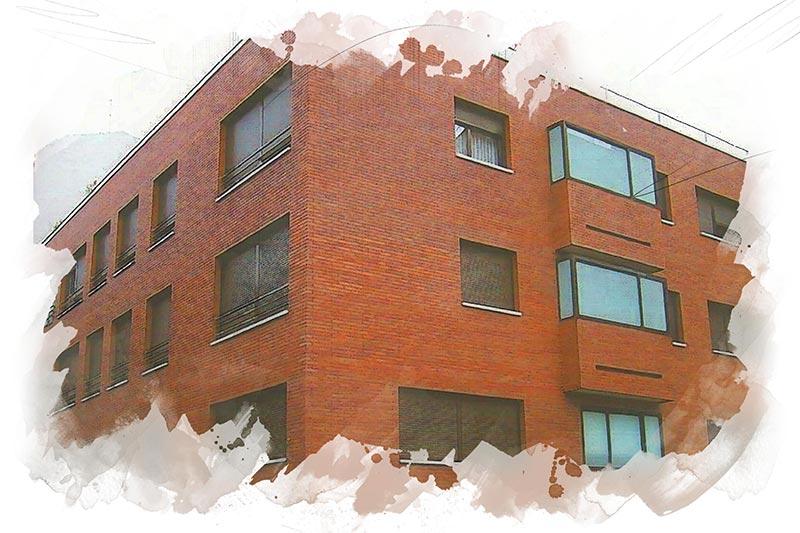 Rehabilitaciones Gaunia Edificio Los Laureles