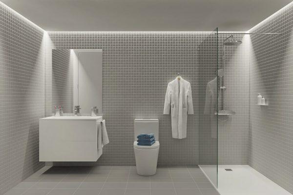 Interior cuarto de baño