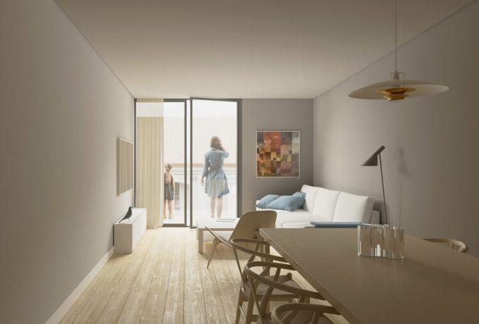 Interior P4A salón
