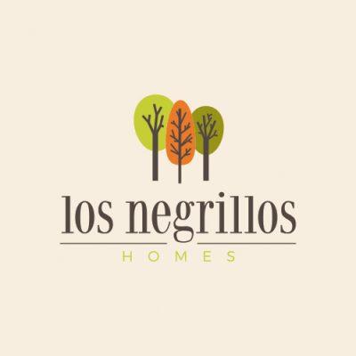 Los Negrillos Homes logo
